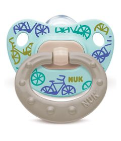 Chupeta-Fashion-Girl----Tamanho-2----6-m----Bicicleta---Nuk
