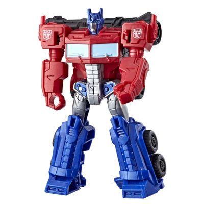 Figura-Transformers---Cyberverse-Scout---Ion-Burst---Optimus-Prime---Hasbro