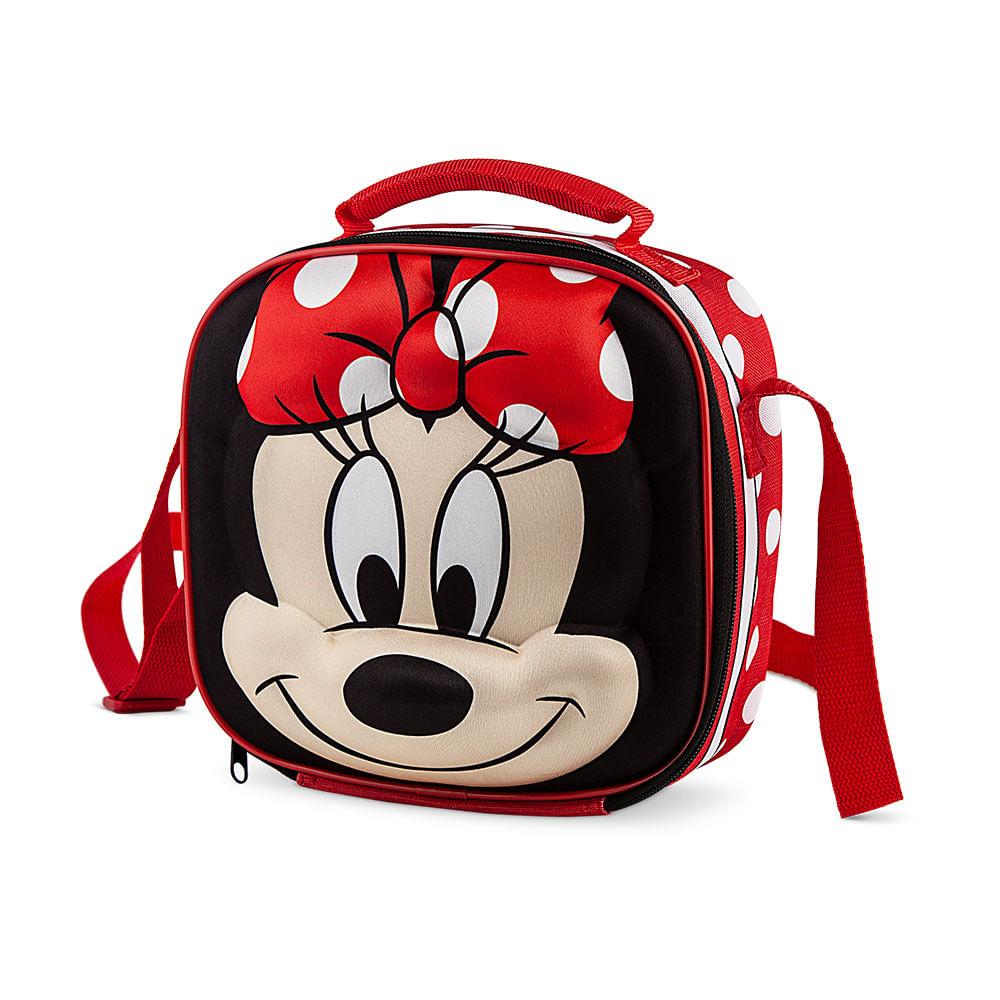 Bolsa Térmica - Disney - Minnie Mouse - Lillo