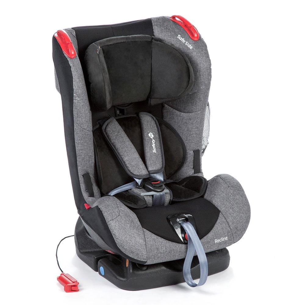 Cadeira Para Auto - De 0 a 25 Kg - Recline Grey Denim - Safety 1st