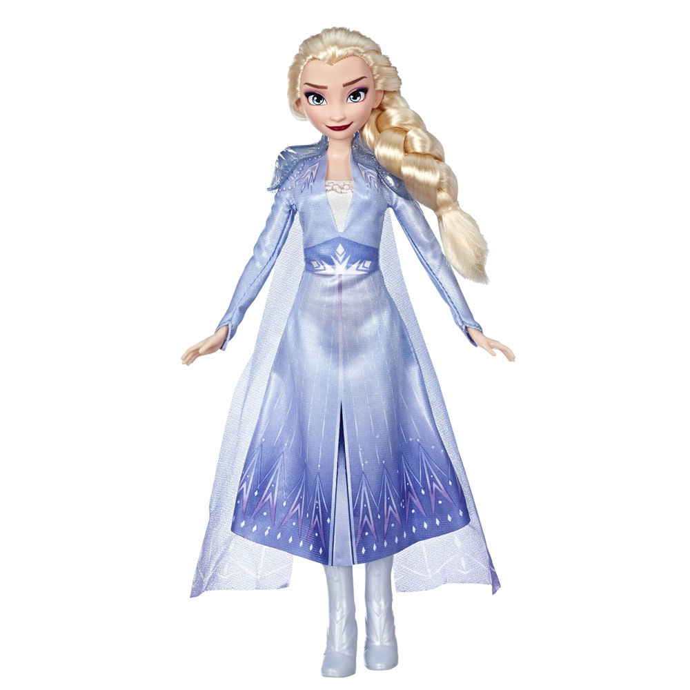 Boneca Articulada - Disney - Frozen 2 - Comics - Elsa - Hasbro