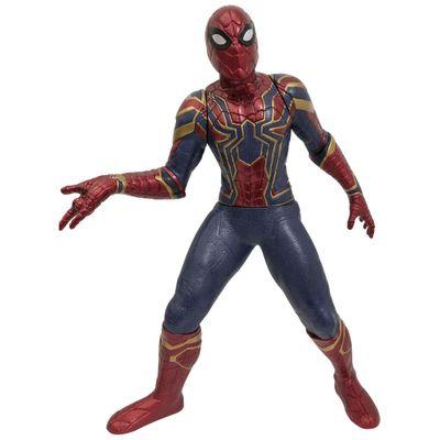 Boneco-Articulado---55-Cm---Disney---Marvel---Avengers---Ultimato---Homem-Aranha---Mimo