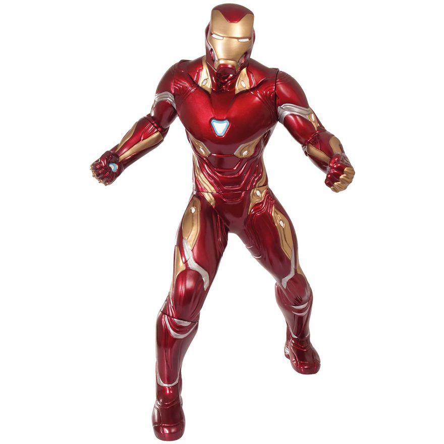 Boneco-Articulado---55-Cm---Disney---Marvel---Avengers---Ultimato---Homem-de-Ferro-Prime---Mimo