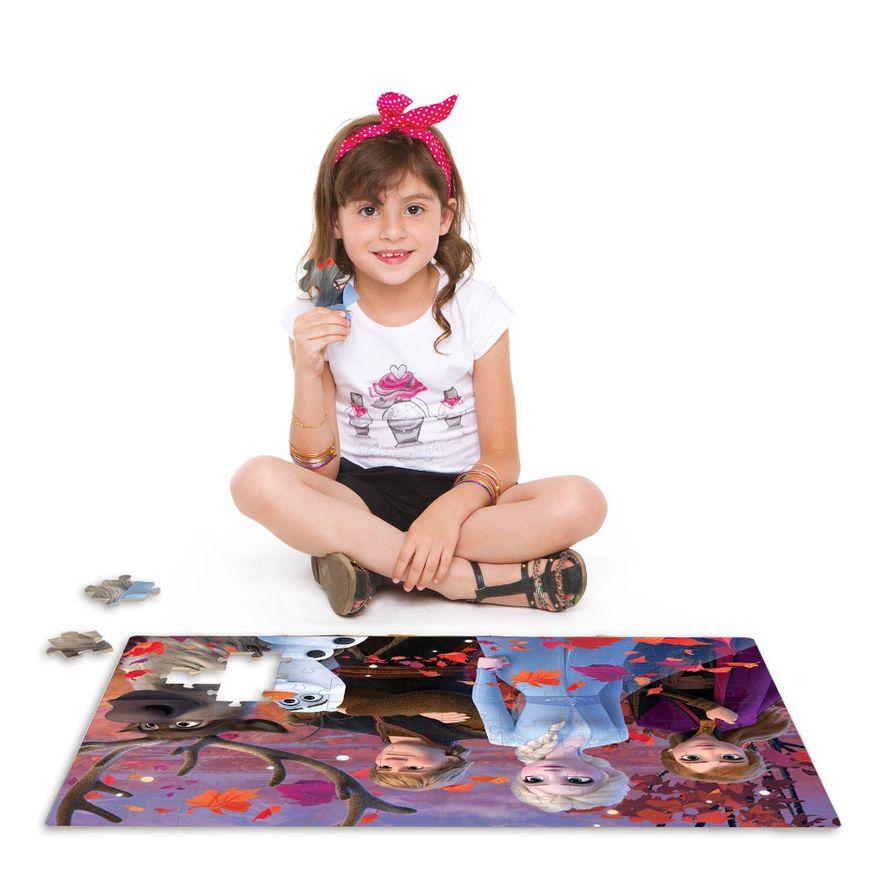 Quebra-Cabeca-Grandao---120-Pecas---Disney---Frozen-2---Aventura---Toyster_Detalhe