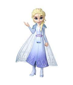 Mini-Boneca-Basica---10-Cm---Disney---Frozen-2---Elsa---Hasbro