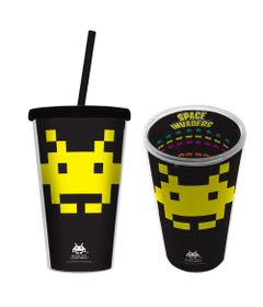 copo-com-canudo-plastico-500-ml-space-invaders-game-preto-urban-41790_frente