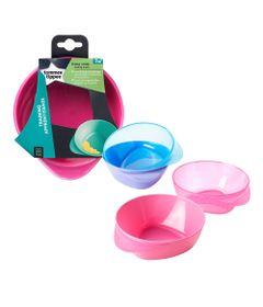 conjunto-de-bowls-easy-scoop-tommee-tippee-4-pecas-rosa-multikids-533374_Frente