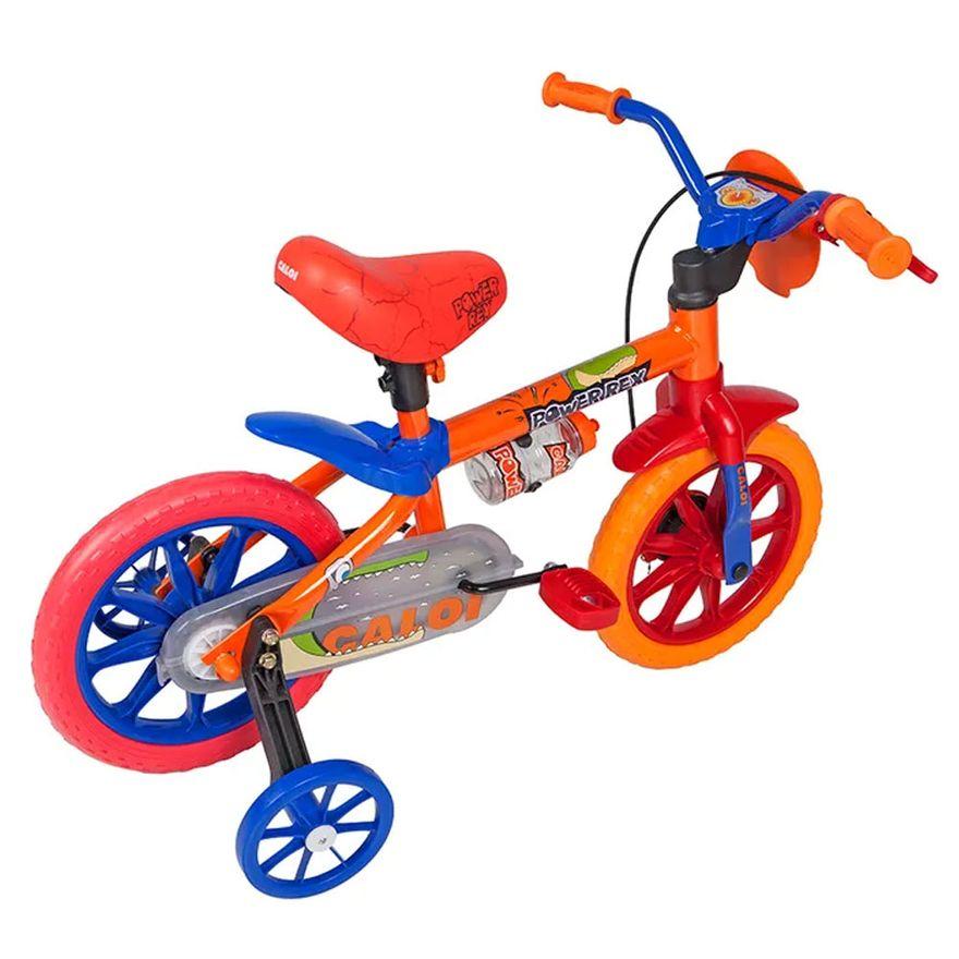 Bicicleta-Aro-12---Power-Rex---Laranja-e-Azul---Caloi-3
