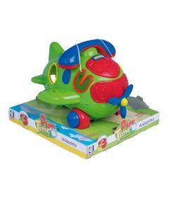 brinquedo-educativo-play-time-aviaozinho-verde-cotiplas-2312_Frente