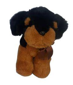 pelucia-30-cm-cachorro-de-raca-yorkshire-preto-minimi_frente