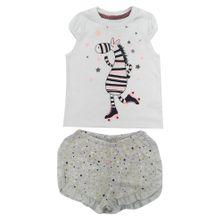 pijama-infanti-zebra-patinadora-branco-e-cinza-minimi_Frente