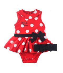 body-vestido-faixa-de-cabelo-minnie-mouse-algodao-vermelho-disney-g-67718_Frente