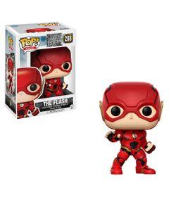 Figura-Colecionavel---Funko-Pop---DC-Comics---Liga-da-Justica---Flash---Funko