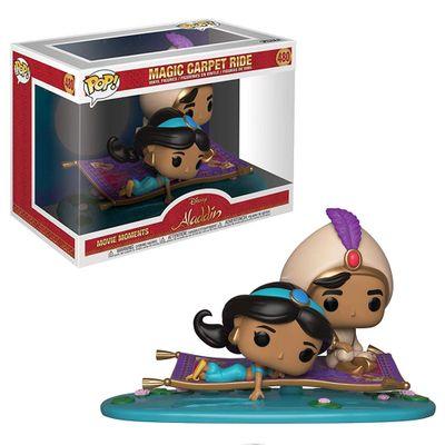 Figura-Colecionavel---Funko-Pop---Disney---Aladdin---Aladdin-Um-Mundo-Ideal---Funko