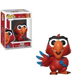 Figura-Colecionavel---Funko-Pop---Disney---Aladdin---Iago---Funko