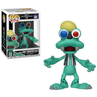 Figura-Colecionavel---Funko-Pop---Disney---Kigdon-Hearts-3---Pateta---Monstros-SA---Funko