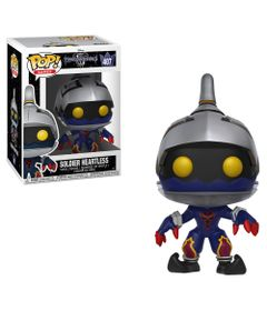 Figura-Colecionavel---Funko-Pop---Disney---Kigdon-Hearts-3---Soldier-Heartless---Funko