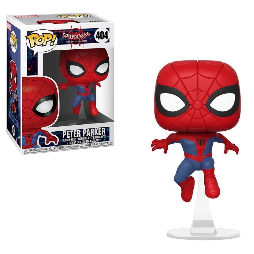 Figura-Colecionavel---Funko-Pop---Disney---Marvel---Espetacular-Homem-Aranha---Homem-Aranha---Funko