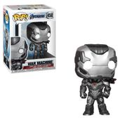 Figura-Colecionavel---Funko-Pop---Disney---Marvel---Vingadores---Ultimato---Maquina-de-Combate---Funko