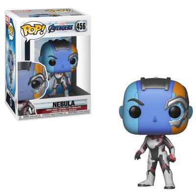 Figura-Colecionavel---Funko-Pop---Disney---Marvel---Vingadores---Ultimato---Nebula---Funko