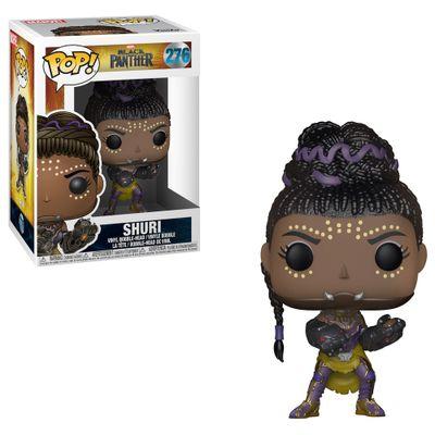 Figura-Colecionavel---Funko-Pop---Disney---Pantera-Negra---Shuri---Funko