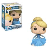 Figura-Colecionavel---Funko-Pop---Disney---Princesas---Cinderela---Funko