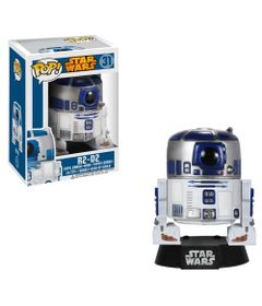 Figura-Colecionavel---Funko-Pop---Disney---Star-Wars---R2-D2---Funko