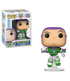 Figura-Colecionavel---Funko-Pop---Disney---Toy-Story-4---Buzz---Funko