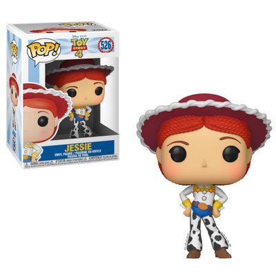 Figura-Colecionavel---Funko-Pop---Disney---Toy-Story-4---Jesse---Funko