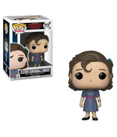 Figura-Colecionavel---Funko-Pop---Stranger-Things---Eleven-at-Dance---Funko