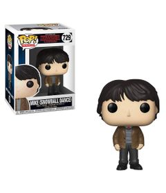 Figura-Colecionavel---Funko-Pop---Stranger-Things---Mike-at-Dance---Funko