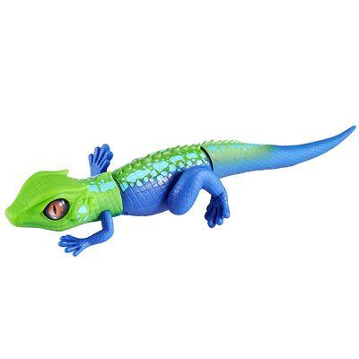 Figura-Eletronica---Robo-Alive---Lagarto---Verde-e-Azul---Candide