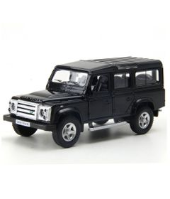 Mini-Veiculo---1-32---Hot-Wheels-com-Luzes-e-Sons---Land-Rover-Defender---California-Toys