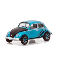 Mini-Veiculo-Collectibles64---Escala-1-64---1950-Volkswagen-Split-Window-Beetle---California-Toys