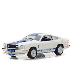 Mini-Veiculo---Die-Cast---1-64---Jill-Munroes-s-1976---Ford-Mustang-II-Cobra-II---Greenlight---California-Toys