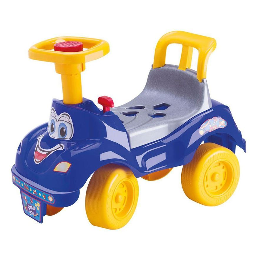 Primeiros-Passos---Totokinha-Meninos---Azul-e-Amarelo---Cardoso