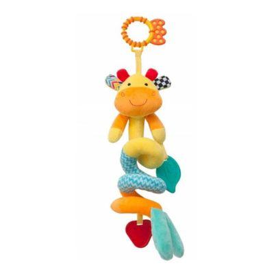 mordedor-e-chocalho-girafinha-mola-happy-zoo-amarelo-e-verde-agua-buba_frente