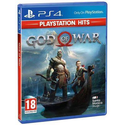 Jogo PS4 - God of War - Playstation Hits - Sony