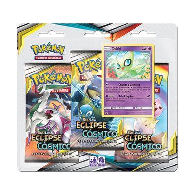 deck-pokemon-blister-triplo-sol-e-lua-12-eclipse-cosmico-celebi-copag-99579_Frente