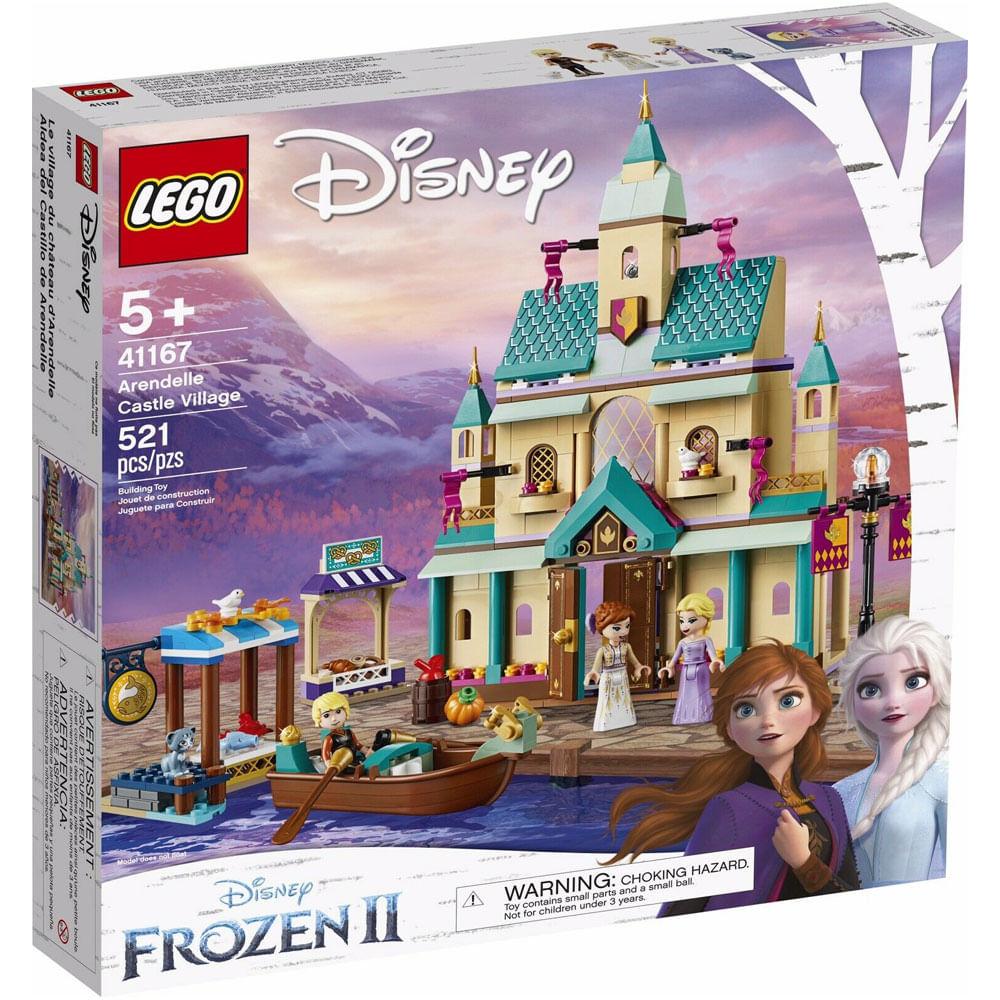 LEGO Disney Princesas - Frozen 2 - Vila do Castelo da Arendelle - 41167