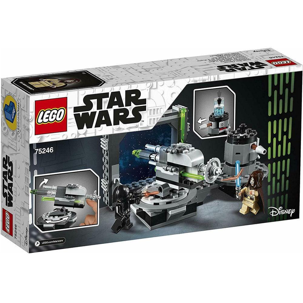 LEGO Disney - Disney Star Wars - Canhão da Estrela da Morte - 75246