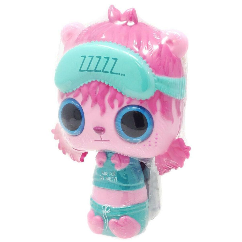 Mini Boneca e Acessórios Surpresa - Pop Pop Hair - 3 em 1 - Yawn - Candide