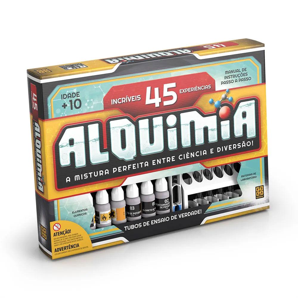 Jogo Alquimia - 45 Experiências - Grow