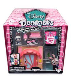 Mini-Playset-e-Mini-Figura---Disney---Doorables---Cafe-Jumbo---DTC