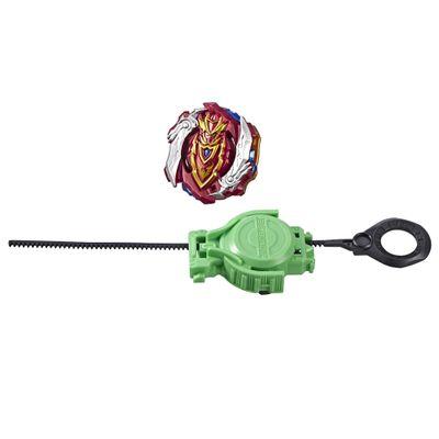 Piao-Beyblade-Slingshock-com-Lancador---Turbo-Achilles-A4---Hasbro