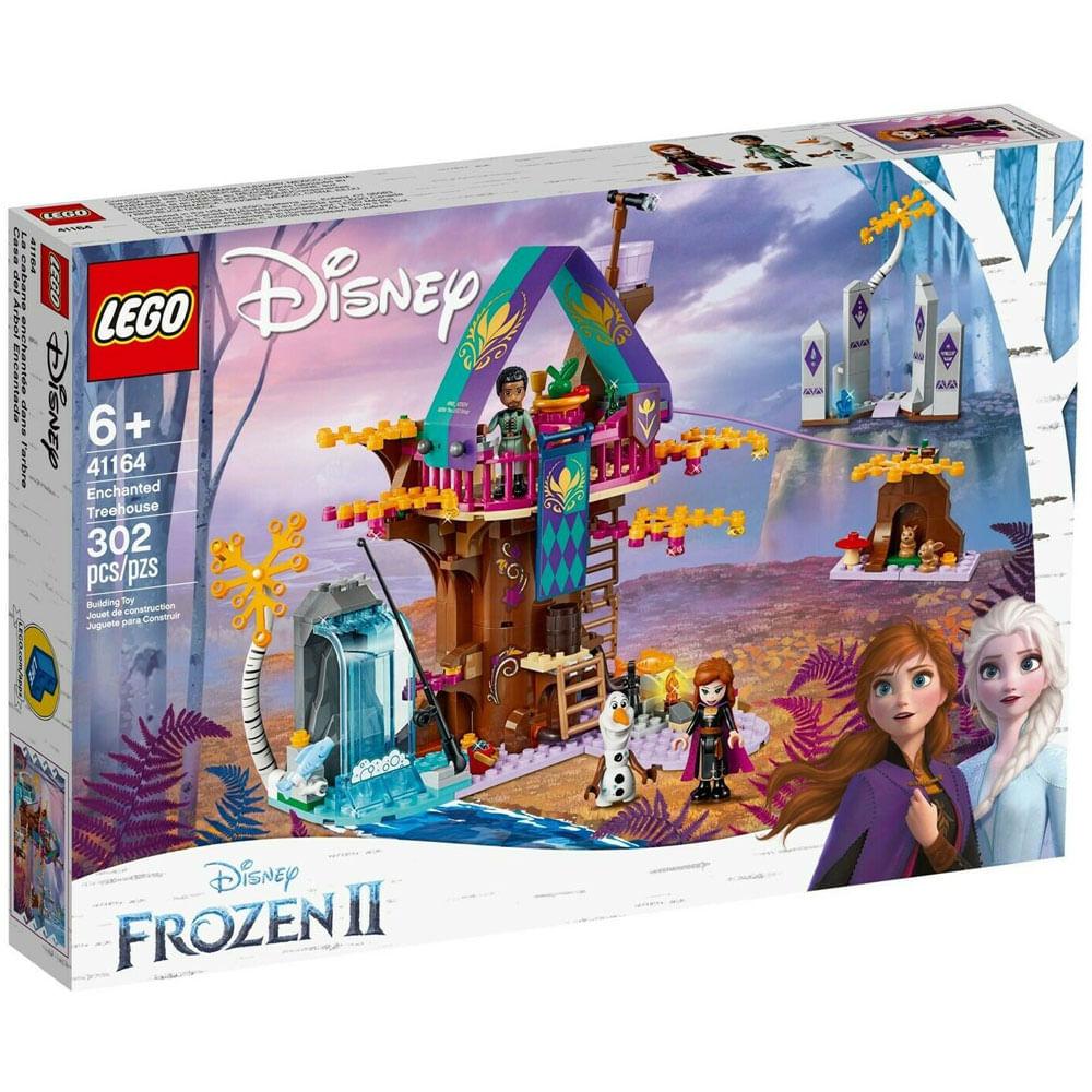 LEGO Disney - Disney Frozen 2 - Casa na Arvore Encantada - 41164