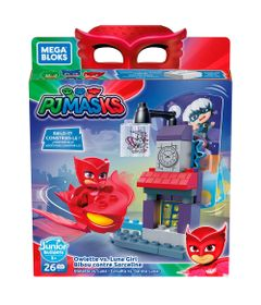 Blocos-de-Montar---Mega-Bloks---PJ-Masks---Herois-de-Pijama---25-Pecas---Corujita---Mattel_Frente