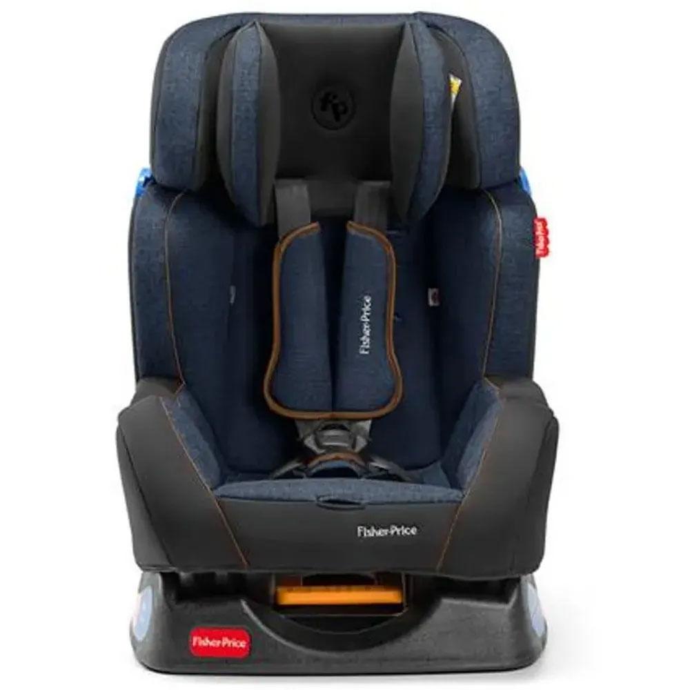 Cadeira para Auto - De 0 a 25 Kg - Hug - Azul - Fisher Price
