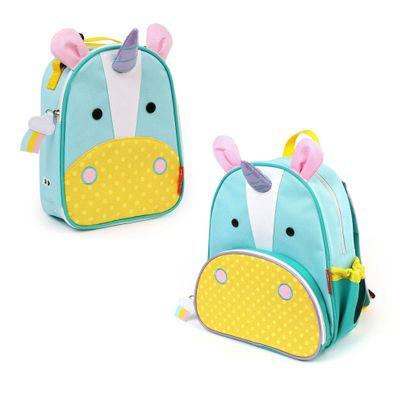 Kit-com-Lancheira-Termica-e-Mochila---Zoo---Unicornio---Skip-Hop