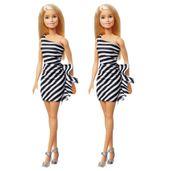 Kit-de-Bonecas---Barbie-Colecionavel---60-Anos---Aniversario---Listras---Mattel